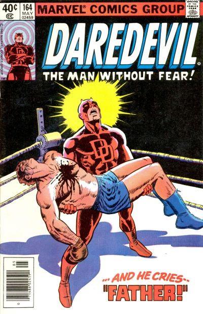 Couverture de Daredevil Vol. 1 (Marvel - 1964) -164- Exposé