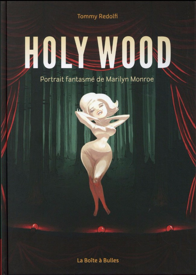 Couverture de Holy Wood