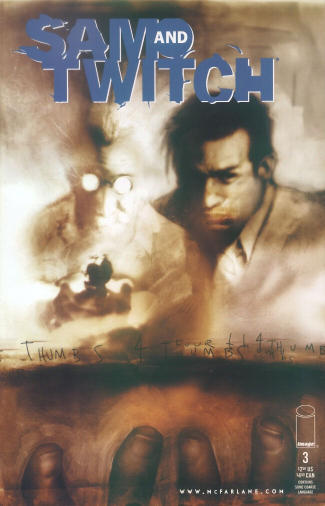 Couverture de Sam and Twitch (1999) -3- Udaku, part three