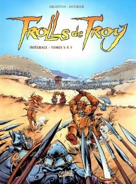 Couverture de Trolls de Troy -INT2- Intégrale - Tomes 5 à 7