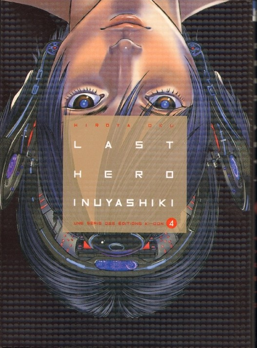 Couverture de Last Hero Inuyashiki -4- Vol. 4