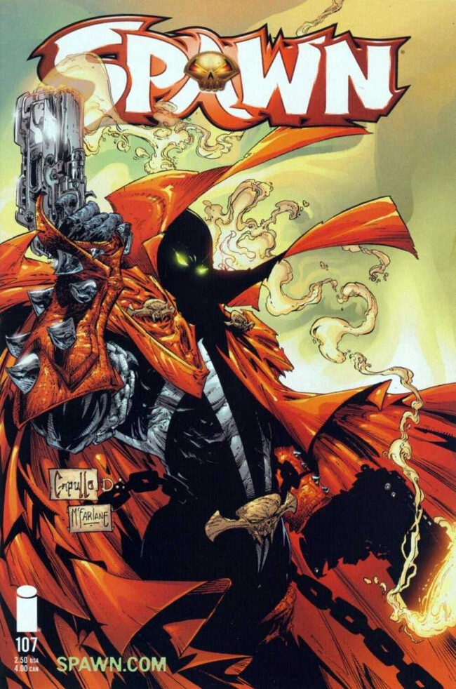 Couverture de Spawn (1992) -107- The Kingdom, Part I