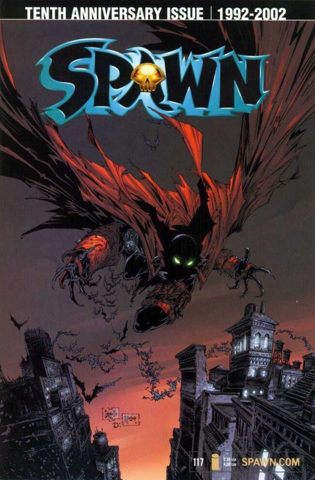 Couverture de Spawn (1992) -117- A Season in Hell - Part I
