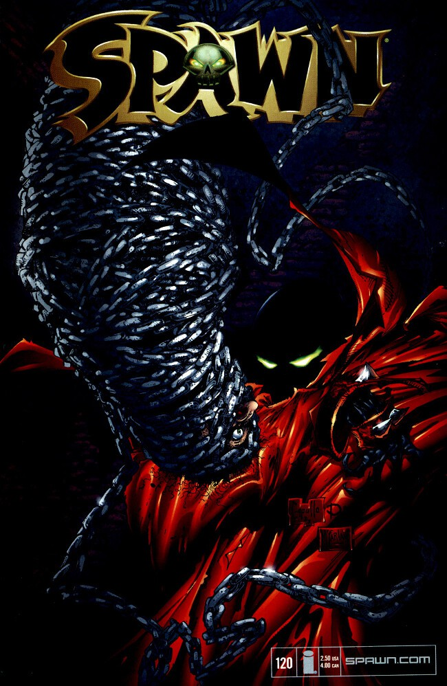 Couverture de Spawn (1992) -120- A Season in Hell - Part IV