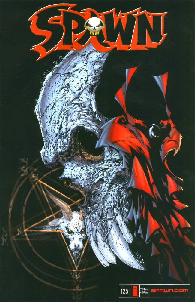 Couverture de Spawn (1992) -125- Wake Up Dreaming - part one