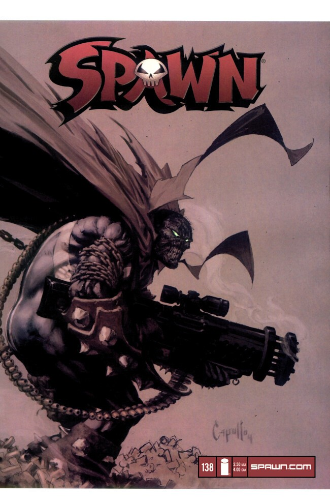 Couverture de Spawn (1992) -138- A Thousand Clowns - part five