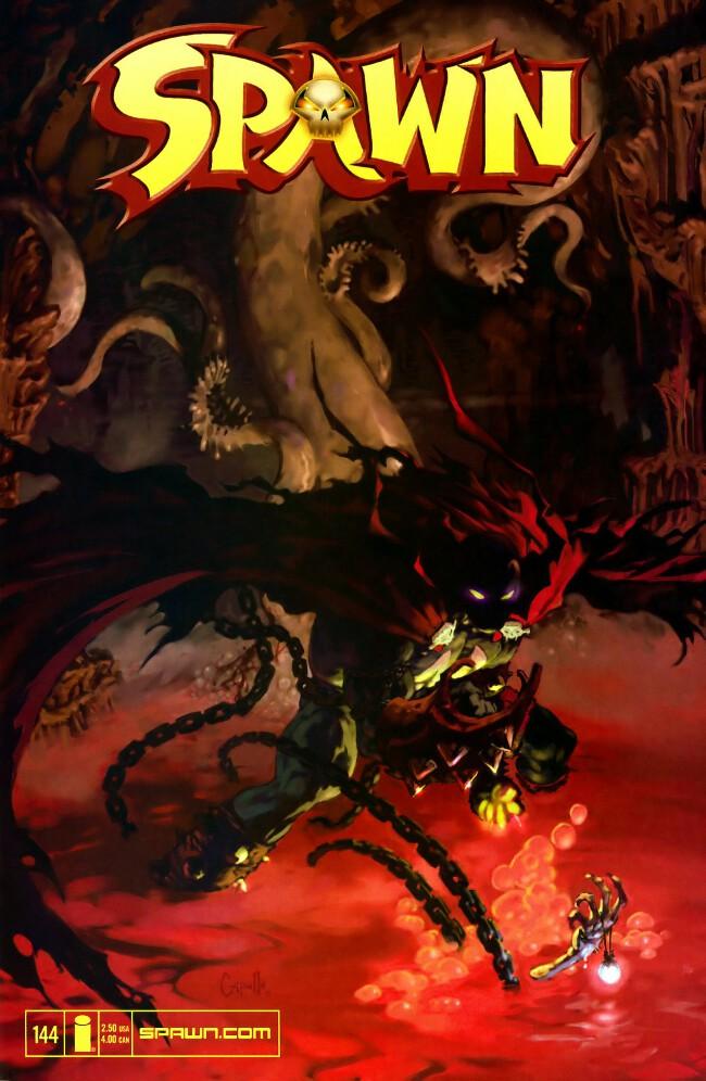 Couverture de Spawn (1992) -144- Devil to Pay, pt. 3