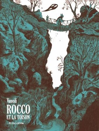Couverture de Rocco et la toison