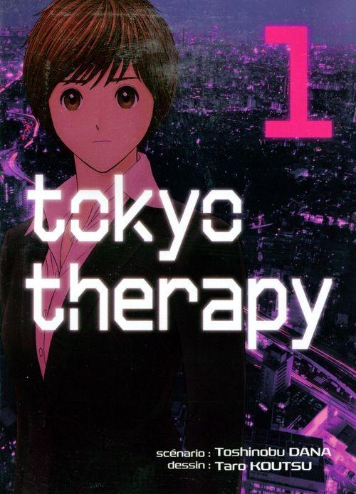 Couverture de Tokyo Therapy -1- Tome 1