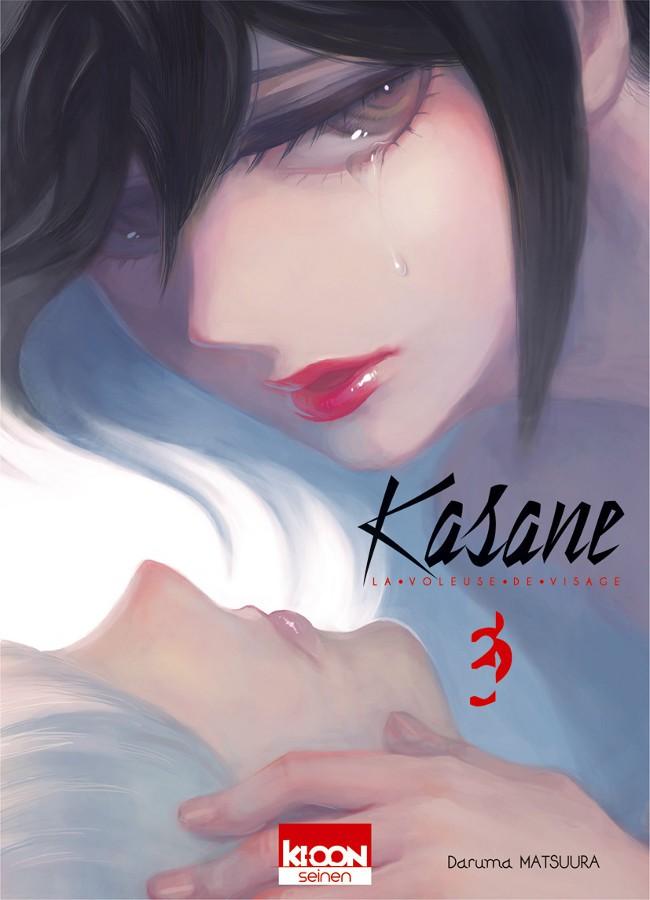 Couverture de Kasane - La Voleuse de visage -3- Tome 3