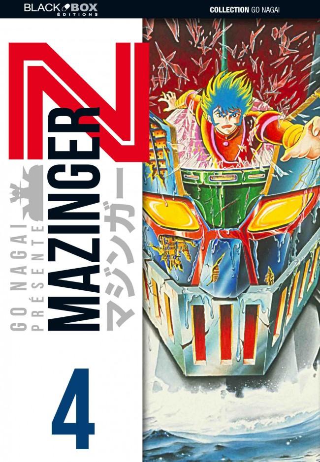 Couverture de Mazinger Z (Black Box) -4- Tome 4