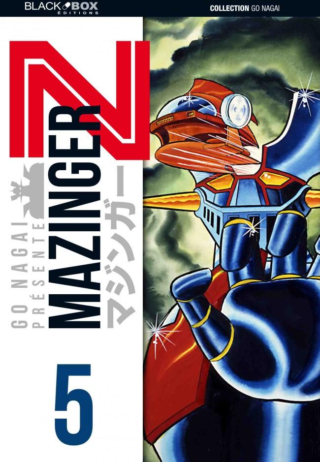 Couverture de Mazinger Z (Black Box) -5- Tome 5