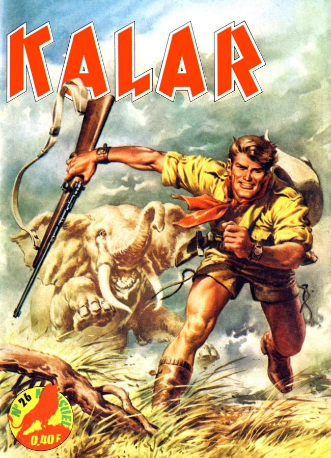 Couverture de Kalar -26- Séquence tragique