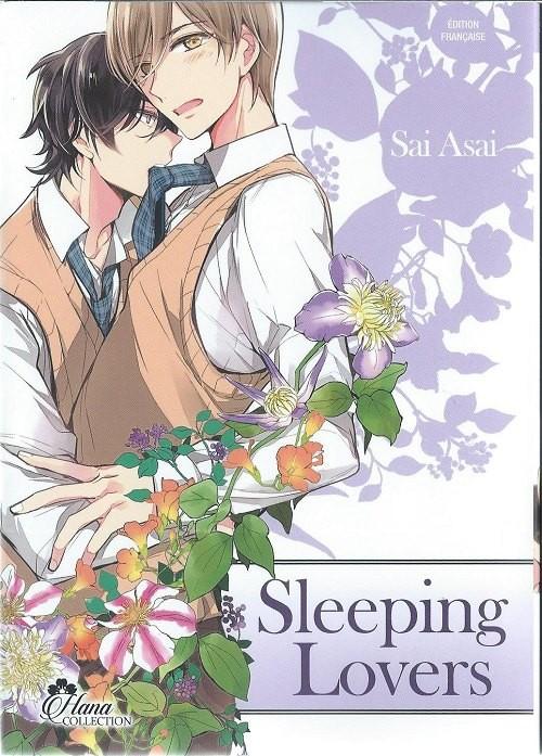 Couverture de Sleeping Lovers