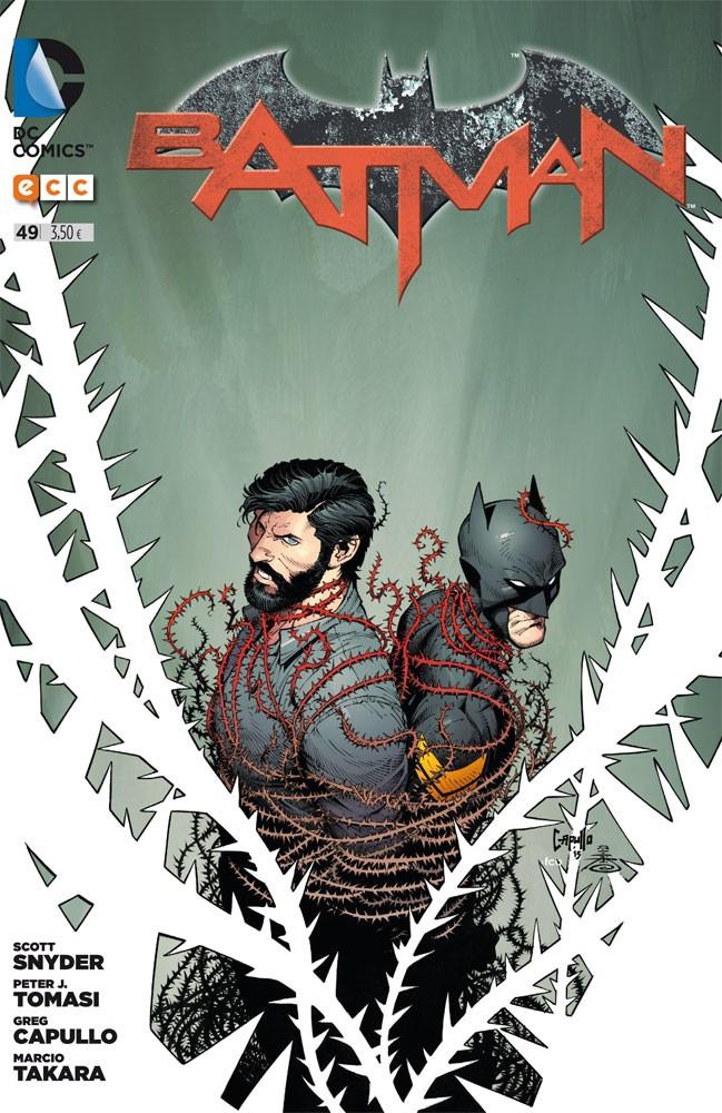 Couverture de Batman (en espagnol) -49- Superpesado. Quinta Parte. De Gigantes y Hombres