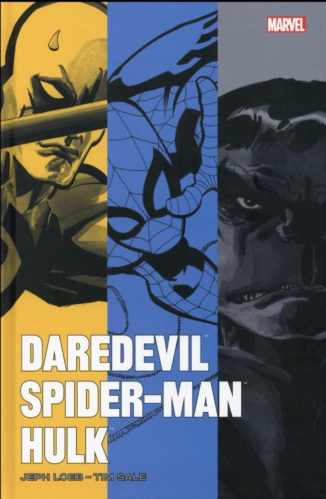 Couverture de Daredevil / Spider-Man / Hulk