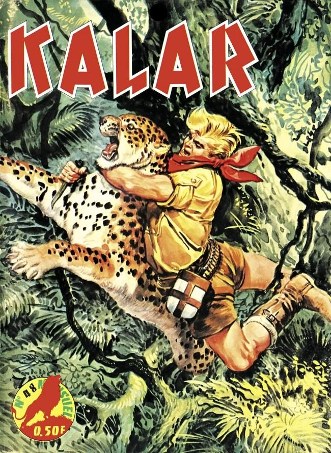 Couverture de Kalar -48- Colère