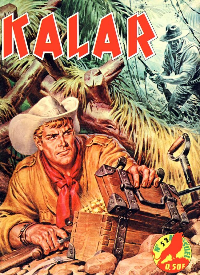 Couverture de Kalar -52- L'esprit du mal