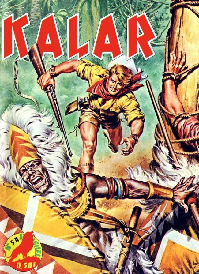 Couverture de Kalar -54- Le dernier refuge