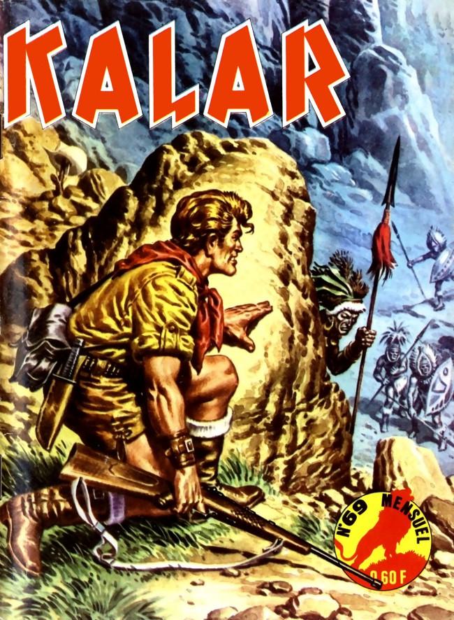 Couverture de Kalar -69- Les réfugiés
