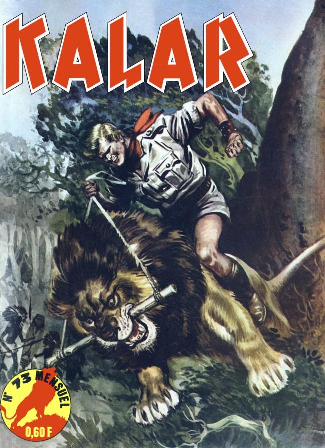 Couverture de Kalar -73- Quand s'éteint le soleil