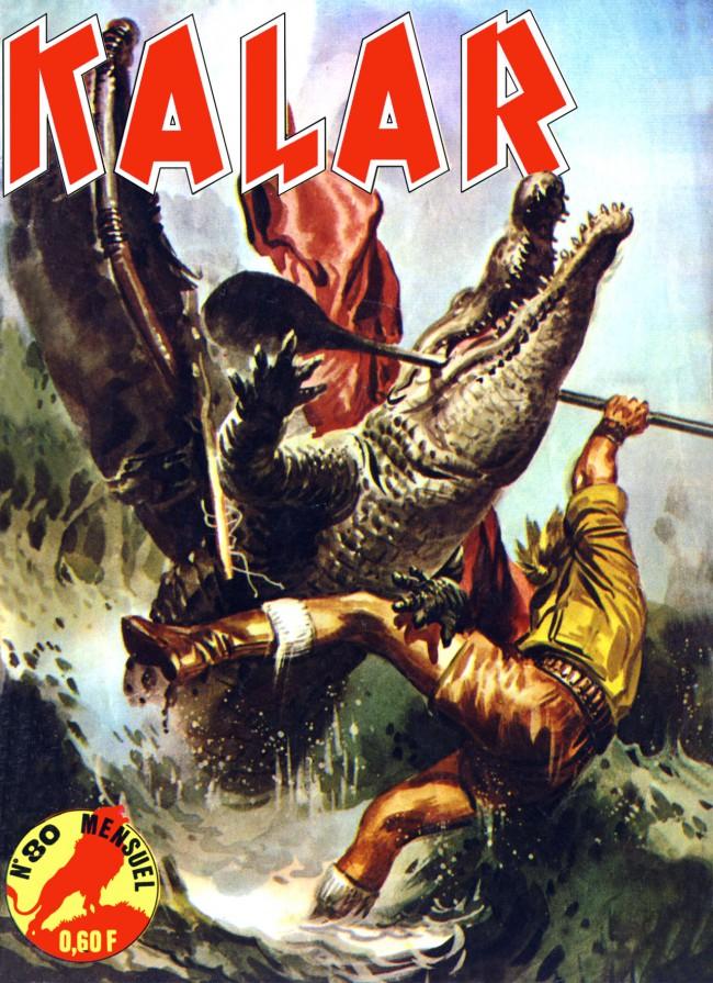 Couverture de Kalar -80- L'homme de paille