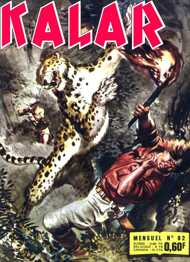 Couverture de Kalar -82- Fausse accusation