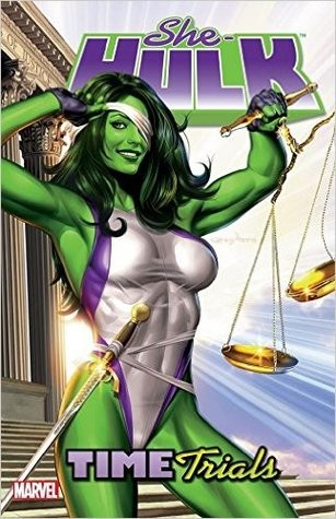 Couverture de She-Hulk (2005) -INT03- Time Trials