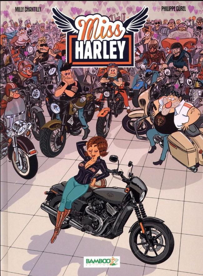 Couverture de Miss Harley