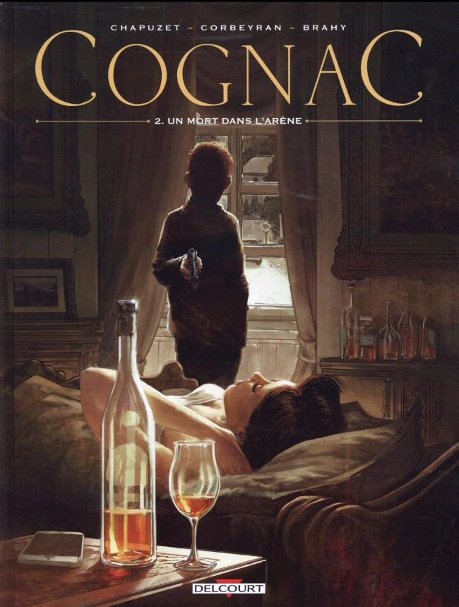 Cognac  - 2 tomes
