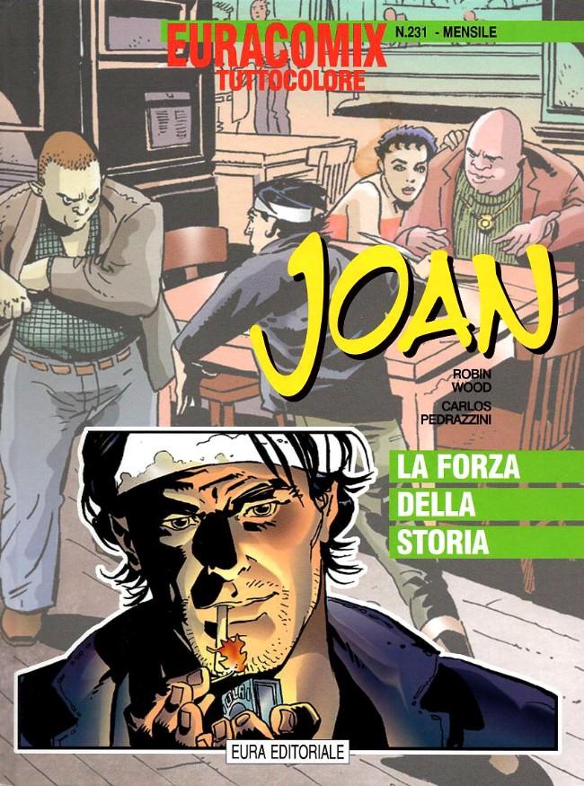 Couverture de Joan -2- La forza della storia