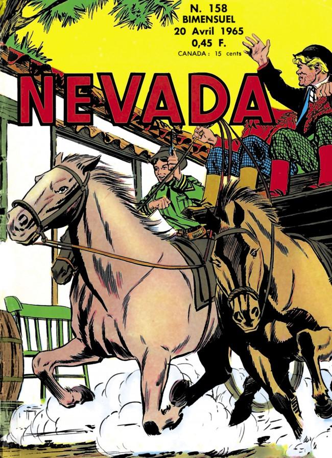 Couverture de Nevada (LUG) -158- Numéro 158