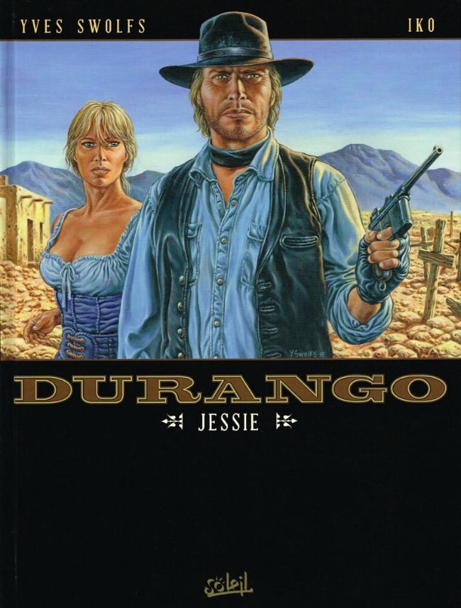 Couverture de Durango -17- Jessie