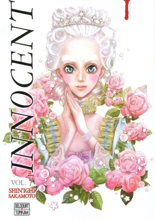 Couverture de Innocent -7- Fille de picaresque