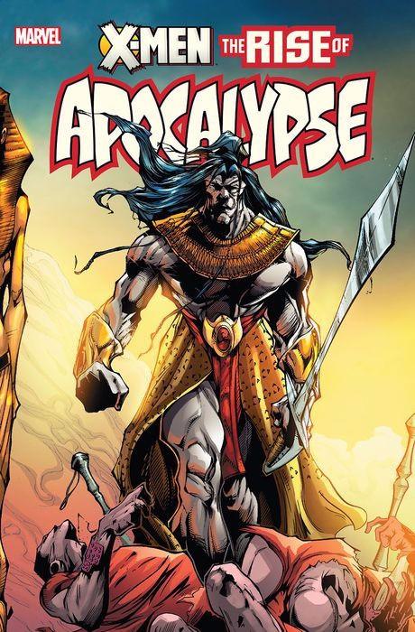 Couverture de X-Men (TPB) -INT- X-Men: The Rise of Apocalypse