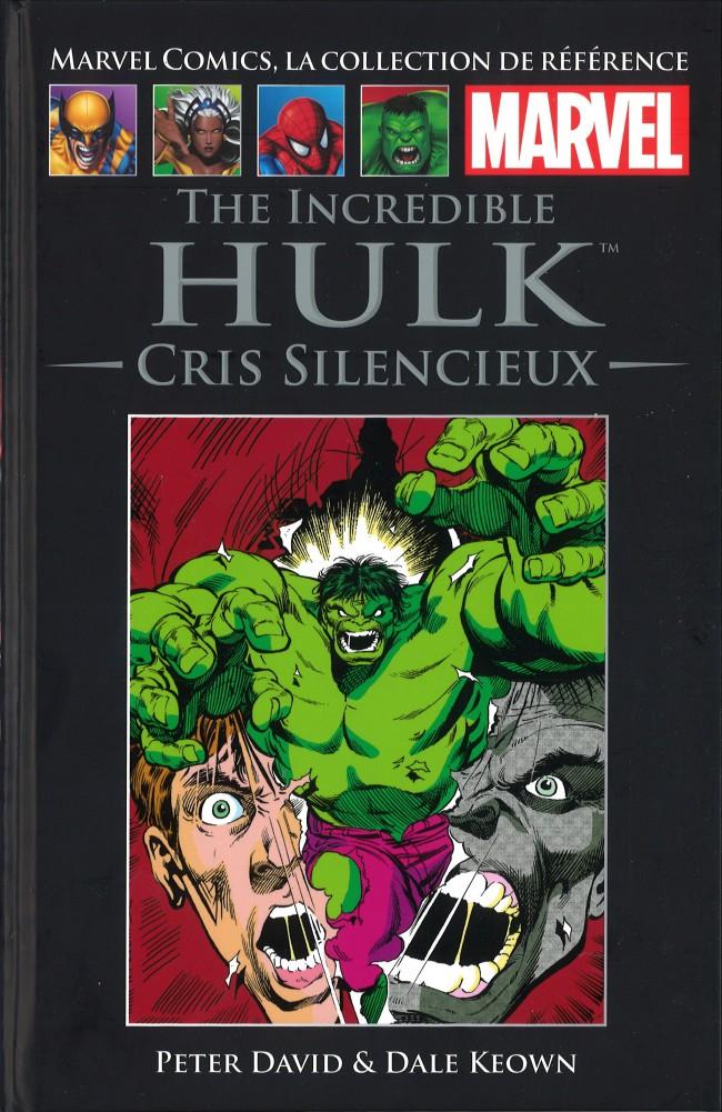 Couverture de Marvel Comics - La collection (Hachette) -6161- The Incredible Hulk - Cris Silencieux