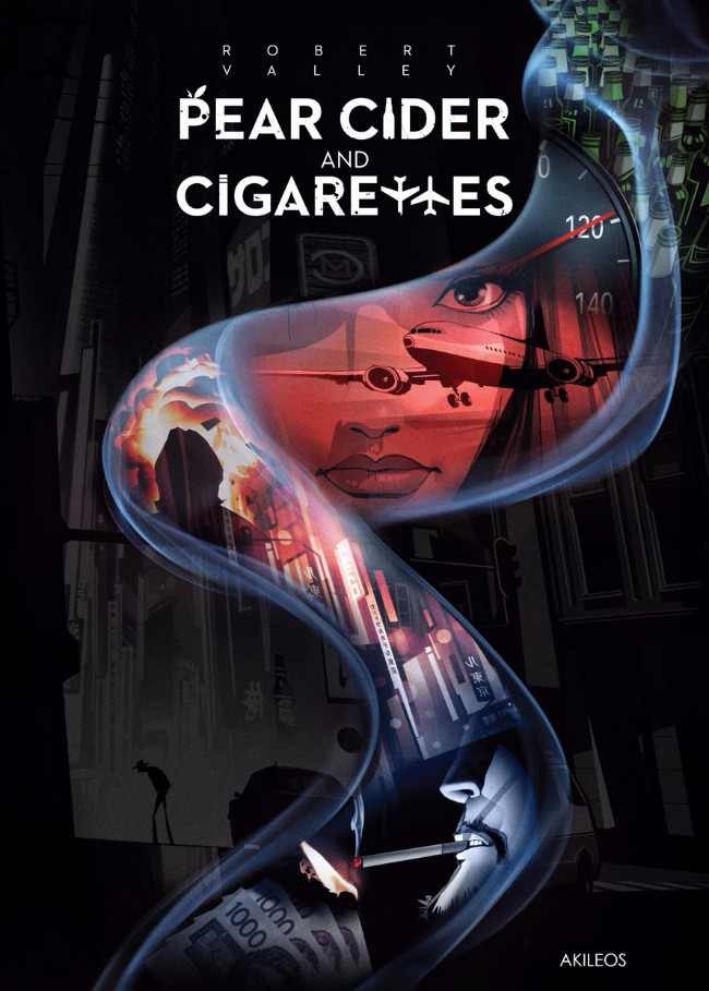 Couverture de Pear cider and cigarettes