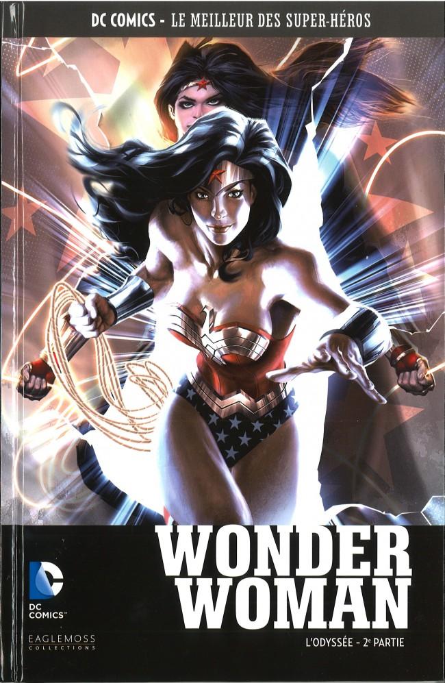 Couverture de DC Comics - Le Meilleur des Super-Héros -23- Wonder Woman - L'Odyssée - 2e partie