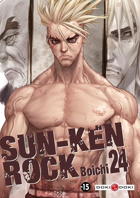 Couverture de Sun-Ken Rock -24- Tome 24
