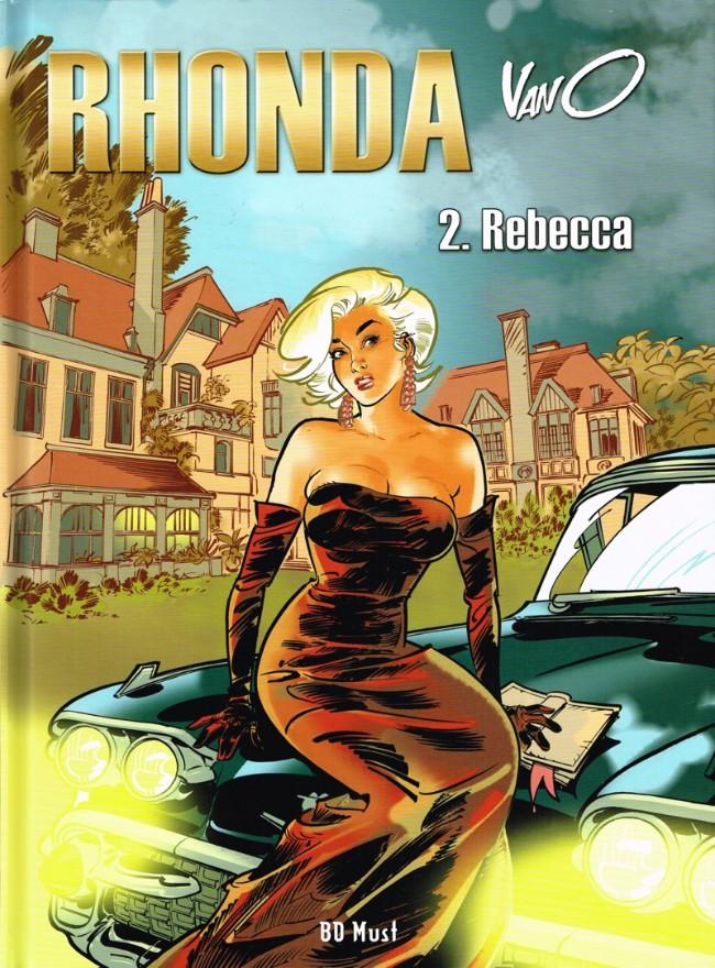 Couverture de Rhonda -2- Rebecca