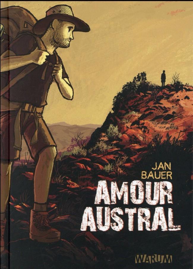 Couverture de Amour austral