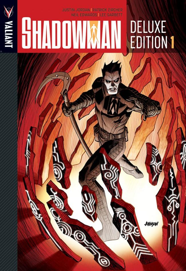 Couverture de Shadowman (2012) -INTHC01- Deluxe Edition 1