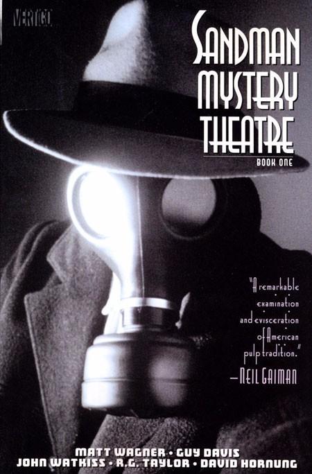 Couverture de Sandman Mystery Theatre (1993) -INT- Book One