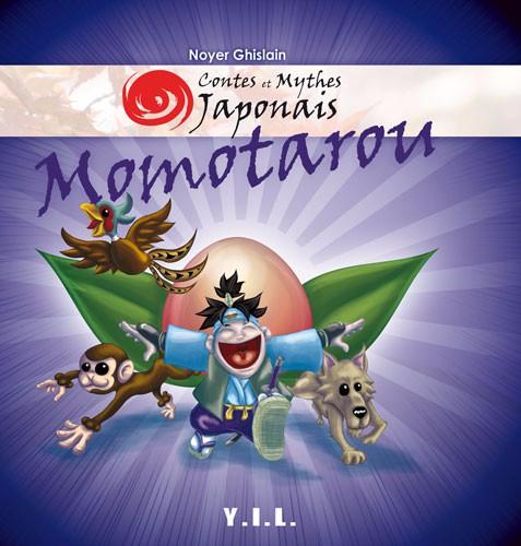 Couverture de Contes et Mythes Japonais -1- Momotarou