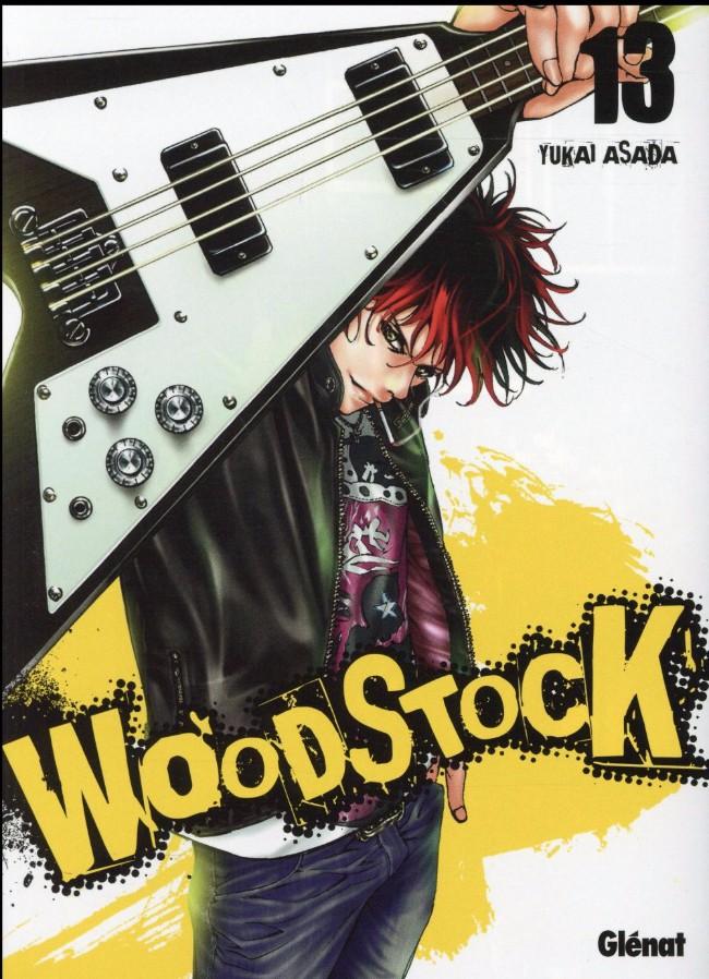 Couverture de Woodstock -13- Tome 13