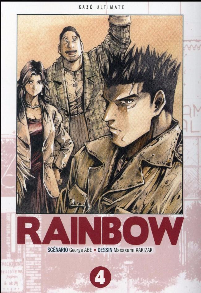 Couverture de Rainbow -INT4- Tome 4