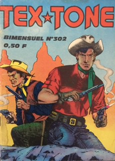 Couverture de Tex-Tone -302- l'innocent