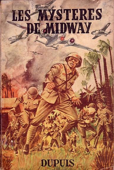 Couverture de Buck Danny -2- Les mystères de Midway