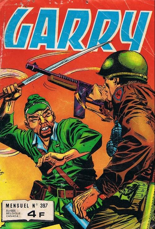 Couverture de Garry (Impéria) (2e série - 190 à 456) -397- Force improvisée