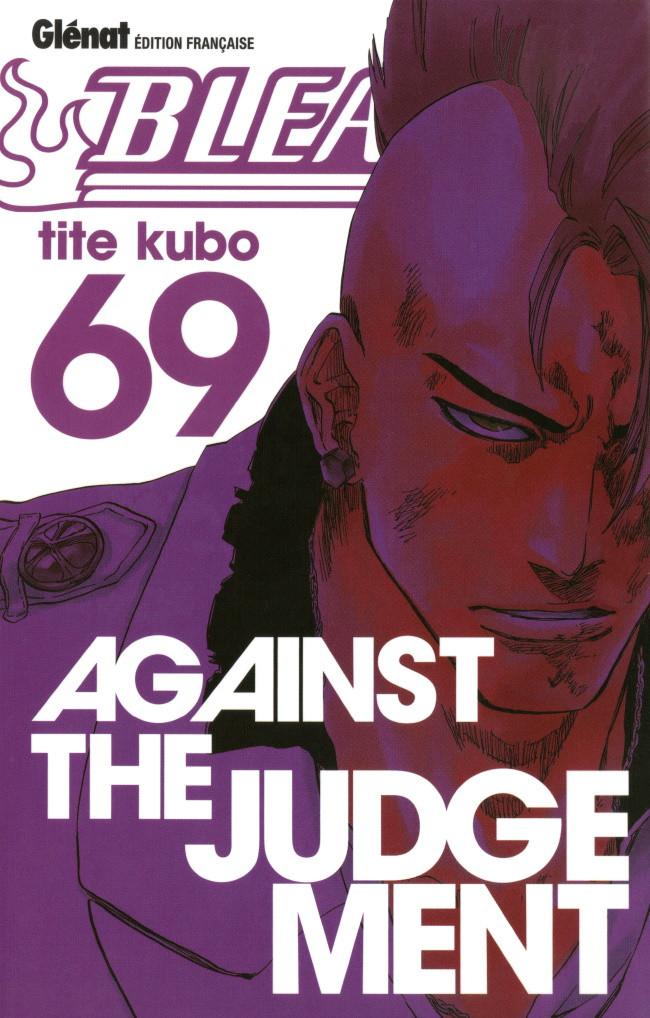 Couverture de Bleach -69- Against the judgement